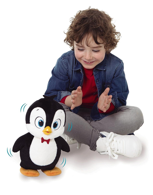 Club Petz 95885IM IMC Tanzender Pinguin Pl/üsch