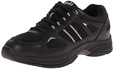 Propet Women's Tasha Walking Shoe, Black, ...