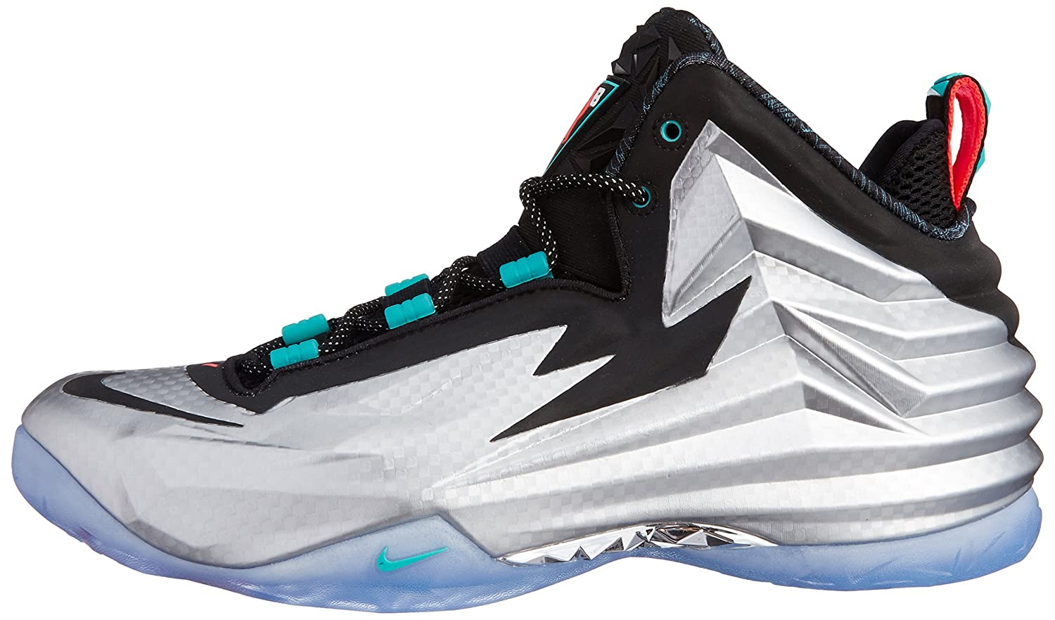 Nike Chuck Posite Lifestyle Men US 9.5 Silver Basketball Shoe: Buy Online  at Low Prices in India - Amazon.in