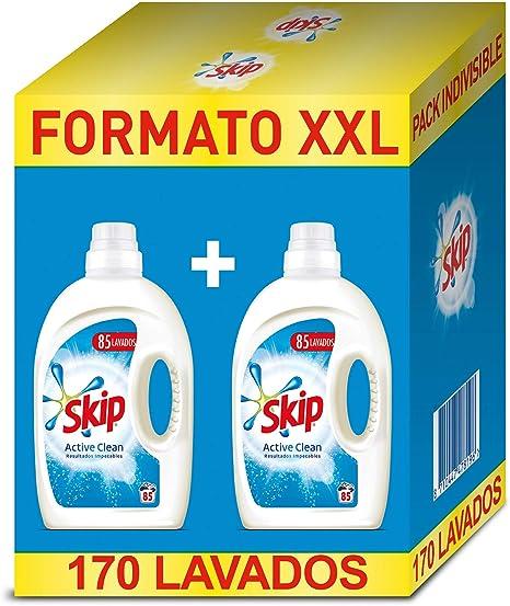 Skip - Liquido Active Clean, 170 lavados