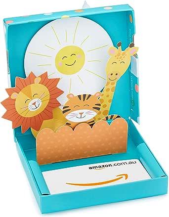 Amazon.com.au Welcome Baby Gift Box