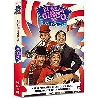 Pack El Gran Circo De Tve. Los Payasos De La Tele 6dvd