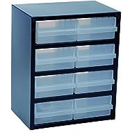Raaco 137584 - Magazin de acero 250/8-2, azul