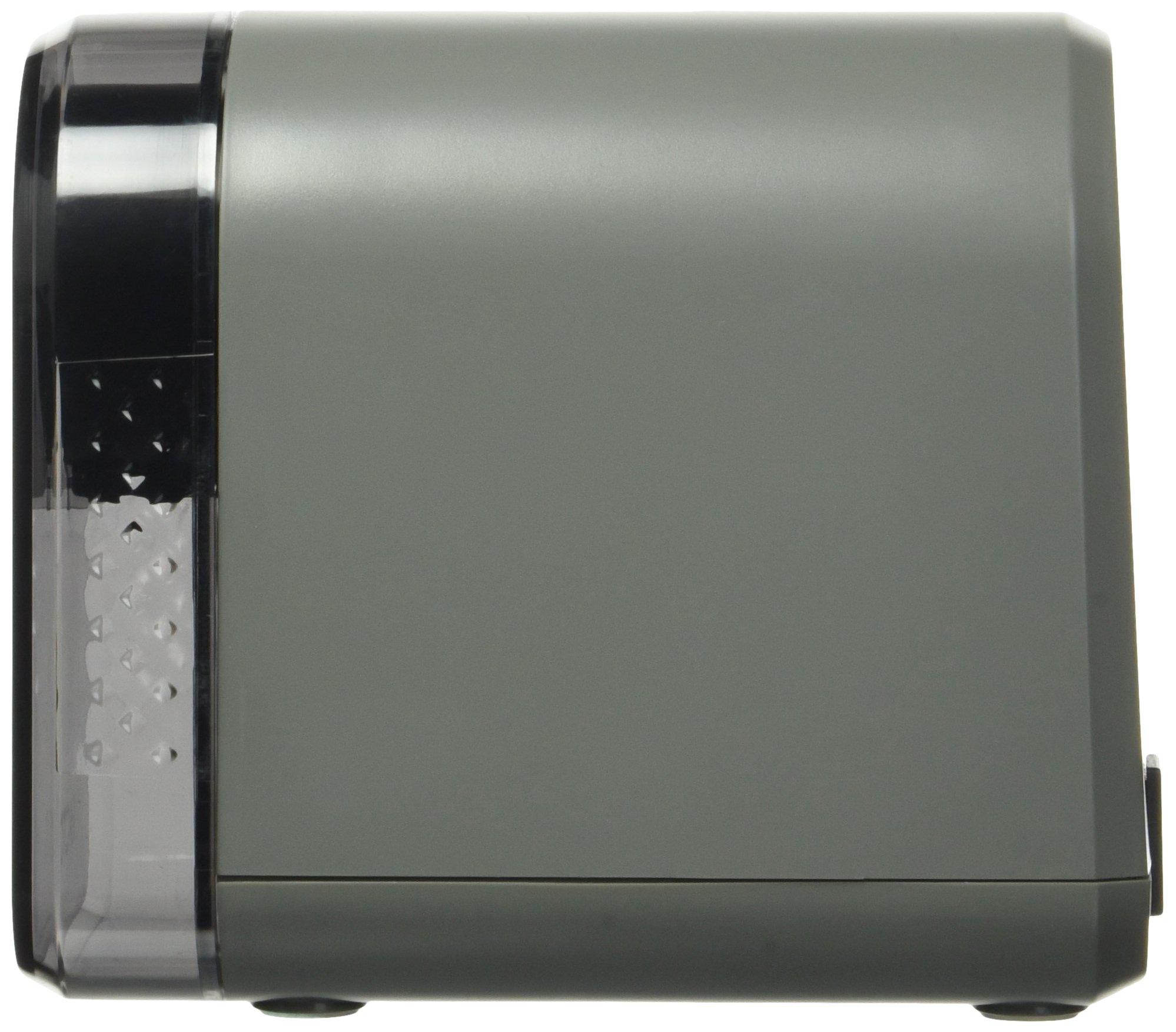 X-ACTO Mighty Mite Electric Pencil Sharpener, Black (W19505Q)