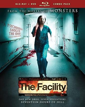 Amazon com: The Facility (BD+DVD Combo) [Blu-ray]: Aneurin Barnard