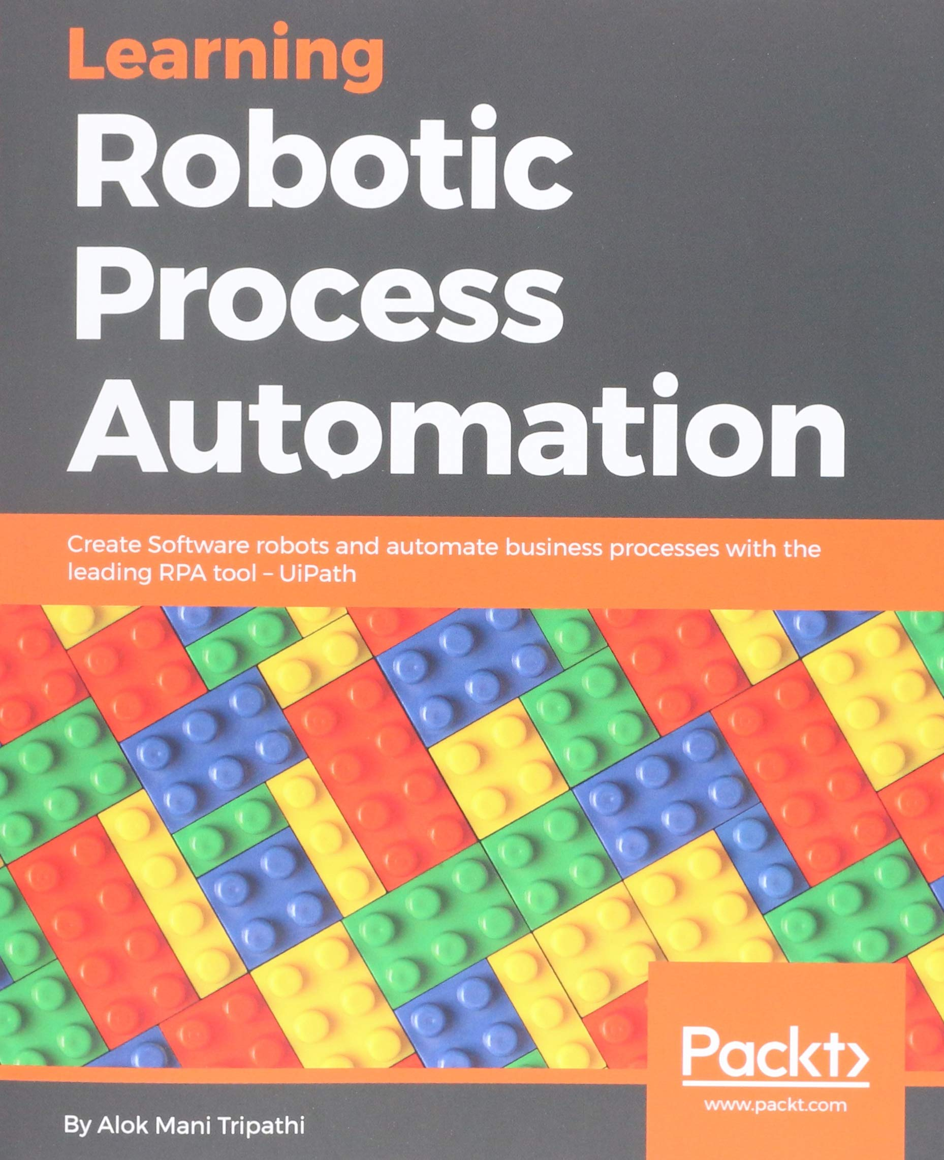 Buy Learning Robotic Process Automation Book Online at Low