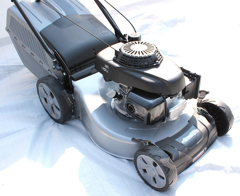 Honda gcv160 Cortacésped de gasolina motor cortacésped propia accionamiento Gasolina Cortacésped 46 cm: Amazon.es: Jardín