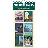 National Parks Poster Art of the WPA Perpetual Calendar
