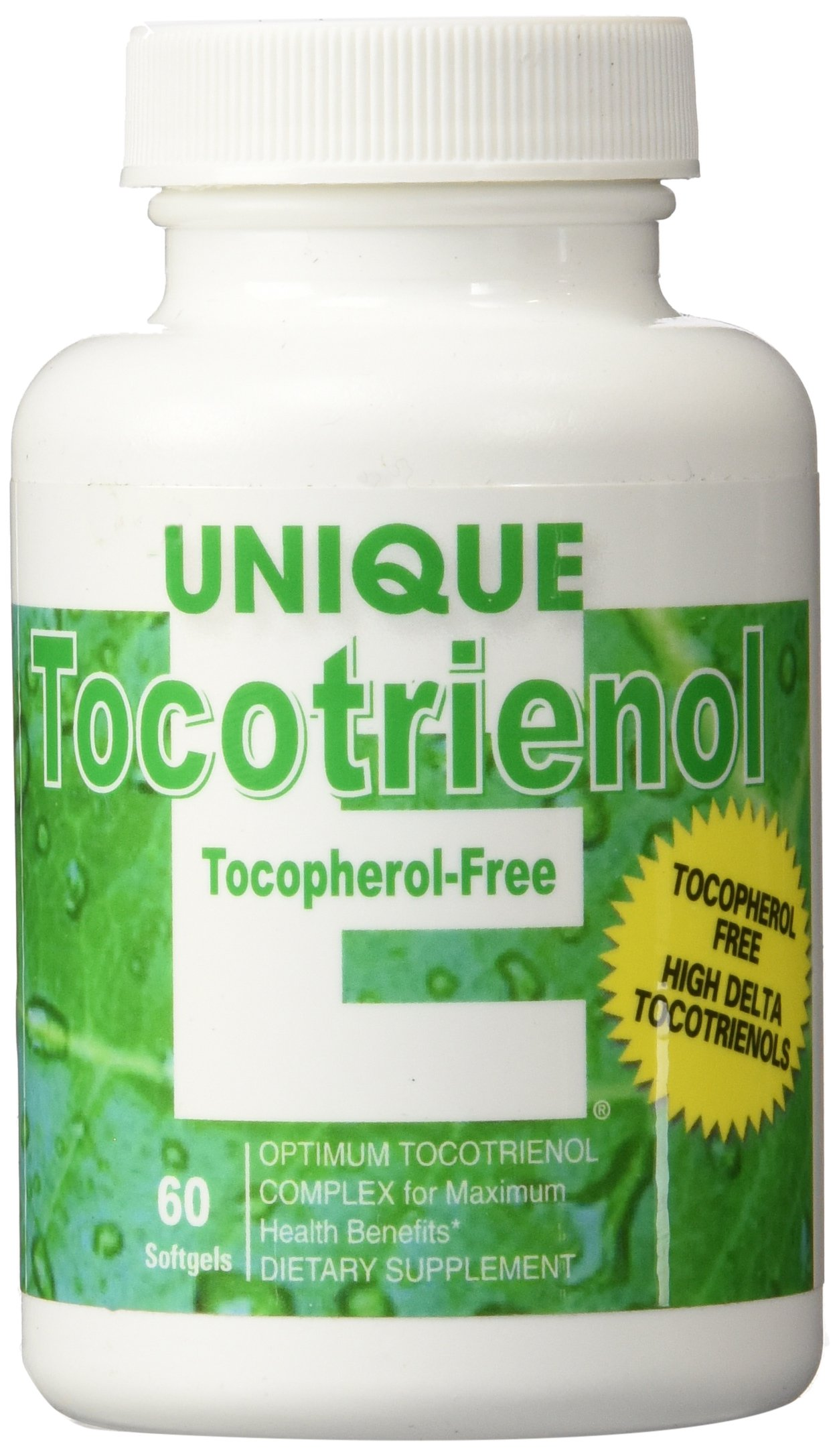 A C Grace Unique E Tocotrienol Complex 60 Capsules