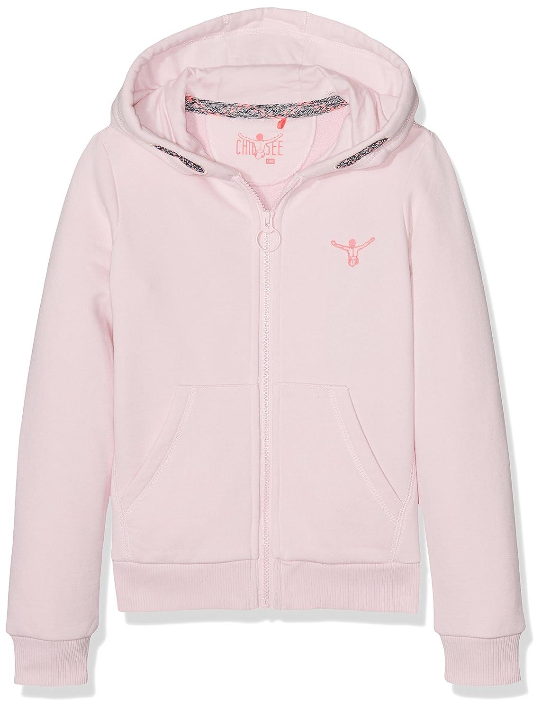 Chiemsee ragazza Hooded Sweat Jacket Odetta J CHSS5|#Chiemsee 3021922