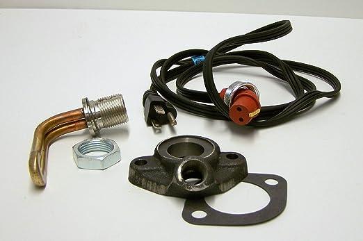 Detroit Diesel Caterpillar Fiat Engine Block Heater 1000W 120V USA