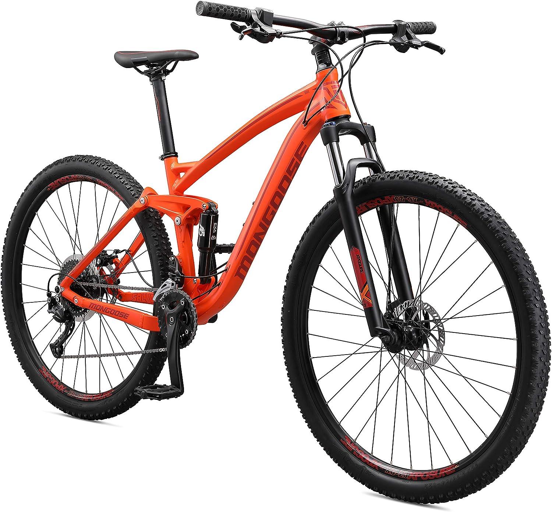 Mongoose Salvo Adult Mountain Bike