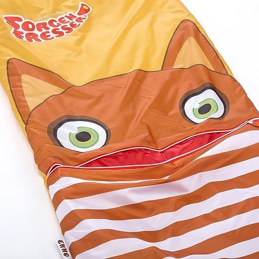 skandika Sorgenfresser - saco dormir para niños - 170 cm - -12°C ...