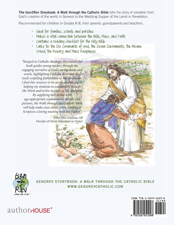 gen2rev storybook a walk through the catholic bible emily cavins