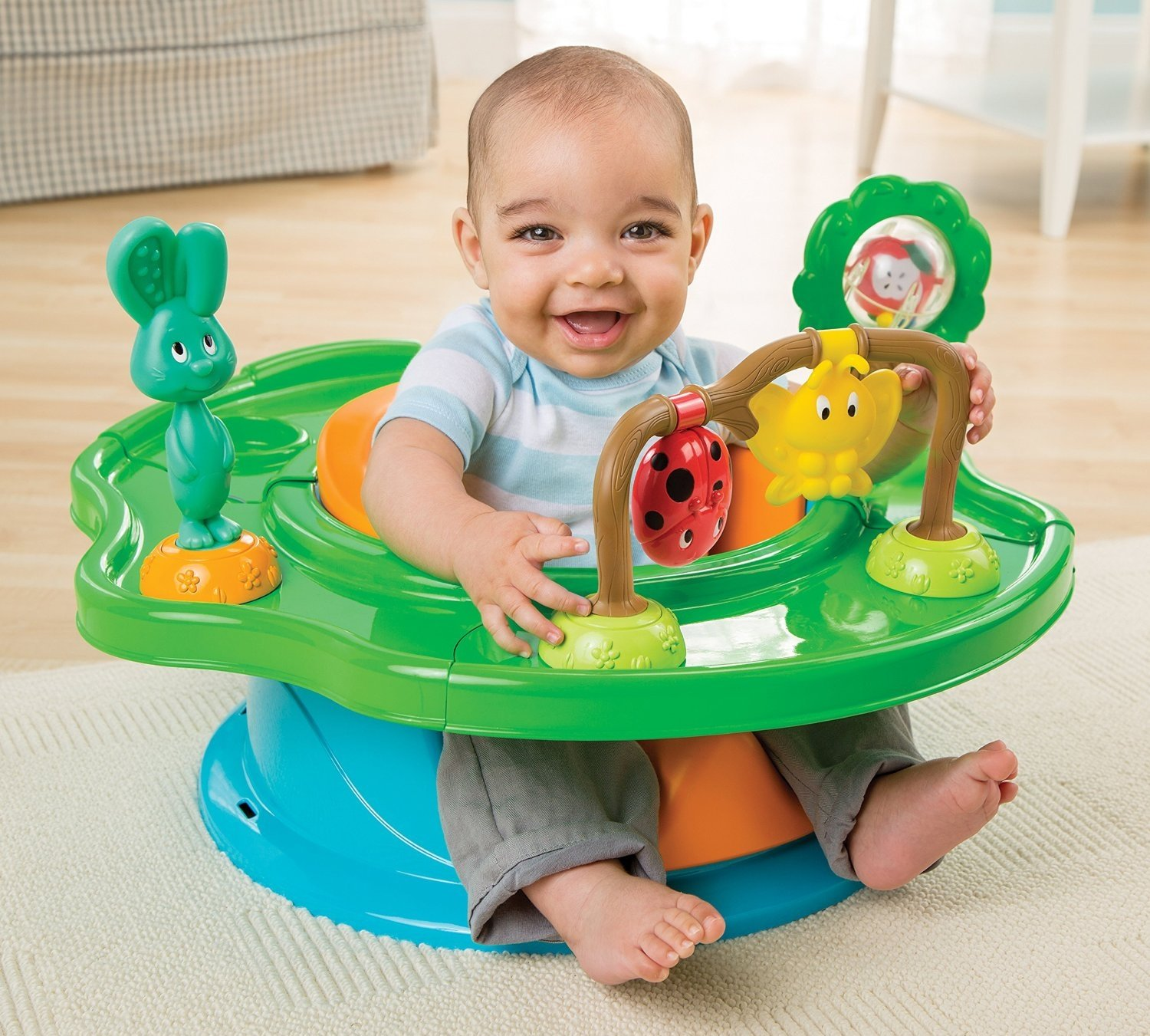 Amazon Summer 3 Stage Infant Super Seat Positioner Booster