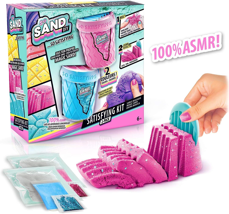 Canal Toys- Sable Magique (SDD 008): Amazon.es: Juguetes y juegos