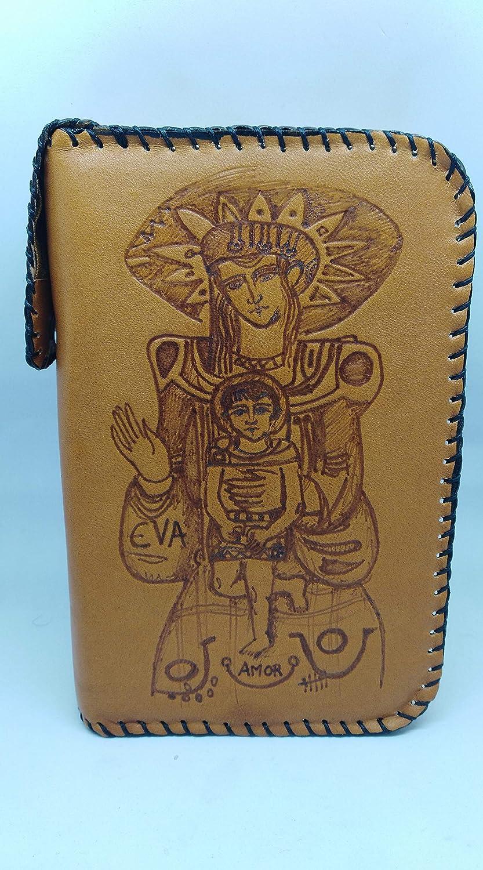 Funda Liturgia de las Horas Virgen Madre: Amazon.es: Handmade