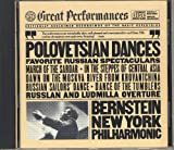 Favorite Russian Spectaculars: Polovetsian Dances