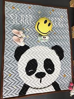 VClifeR Teppich Kinderteppich 100 Baumwolle Baby Laufteppich Mdchen Kinder Spielteppich Yoga Schlafzimmer Wohnzimmer Kinderzimmer