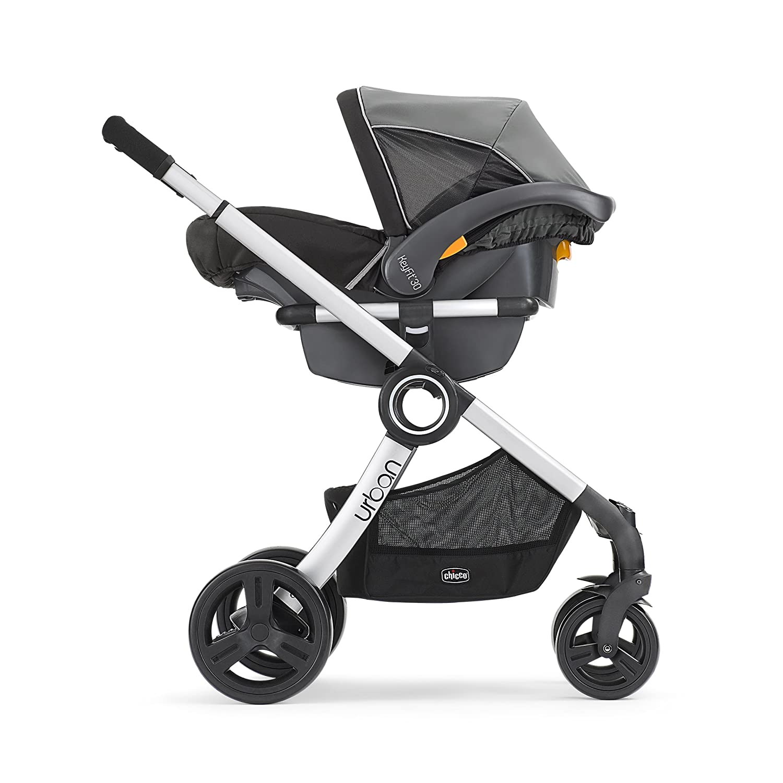 Amazon.com : Chicco Urban Stroller, Coal : Baby