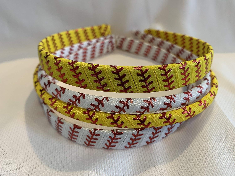 Girls Softball Headbands from Daisy Dade