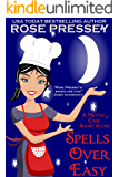 Spells Over Easy: A Magic Baking Cozy Mystery Short Story (Mystic Cafe Series)