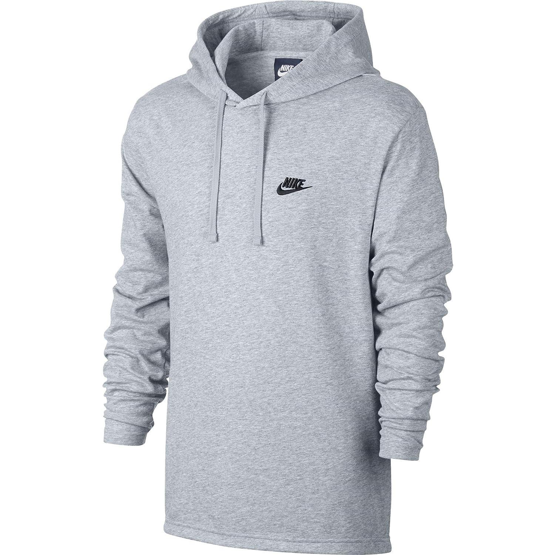 75d607ec Amazon.com: NIKE Sportswear Men's Pullover Club Hoodie: Clothing