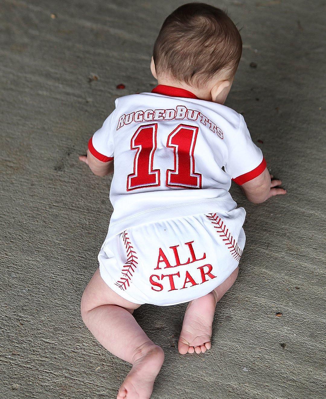 RuggedButts Baby//Toddler Boys Sports Bloomer BBKYYXX-SPRT-SC-BABY