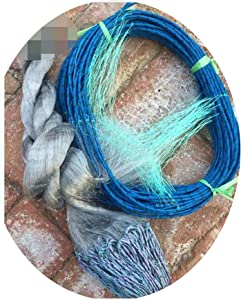 Finland Fishing net gillnet cast net 1.8m high 30m Length Trap Catch Fishing Network