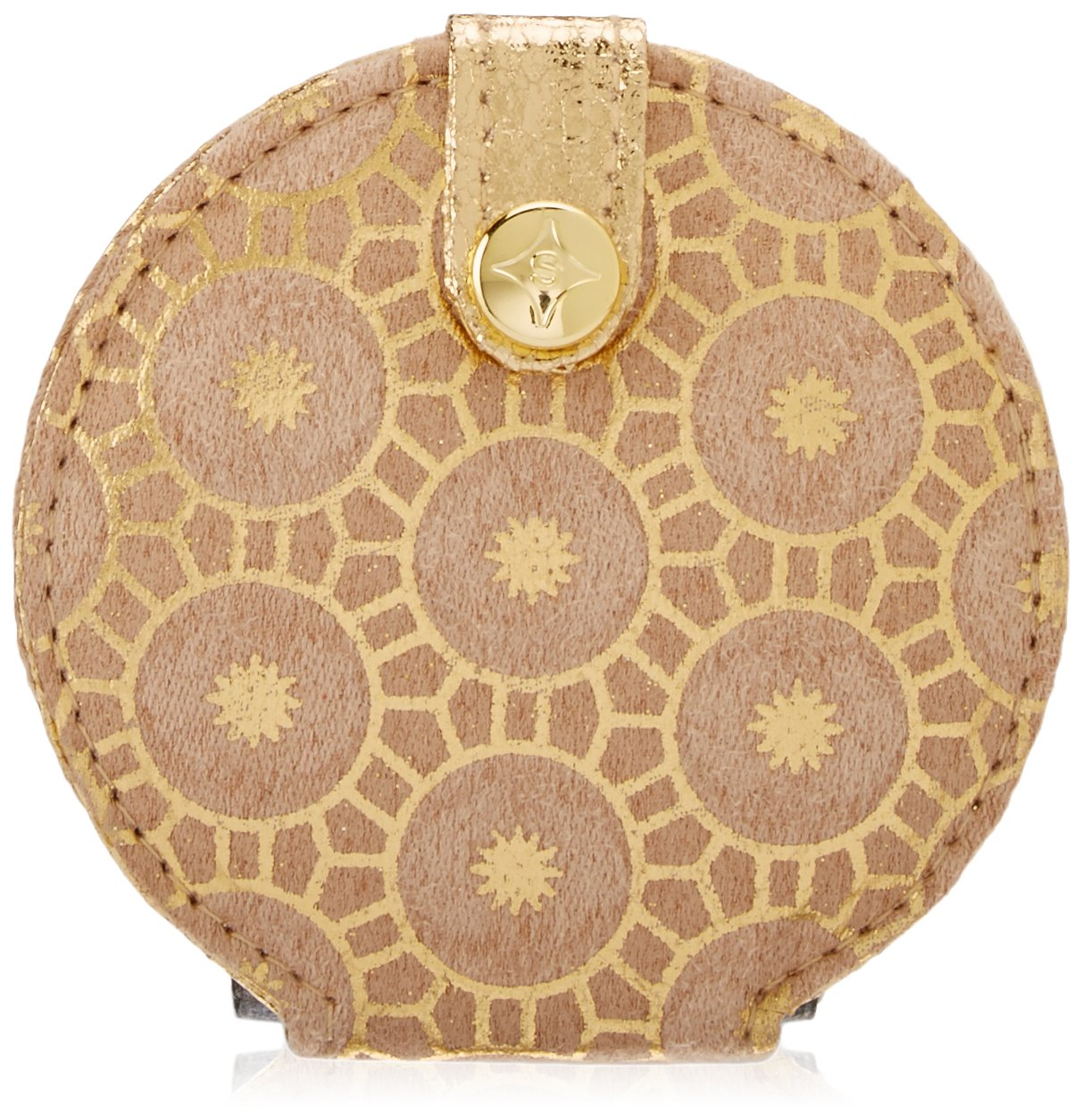 Stephanie Johnson Snap Mirror, Bollywood Beige