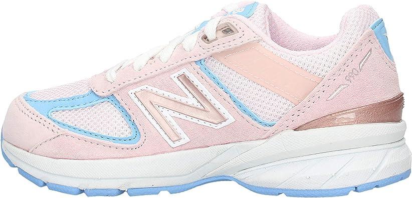 New Balance 990v5 - Zapatillas de correr para niños: Amazon.es: Zapatos y complementos