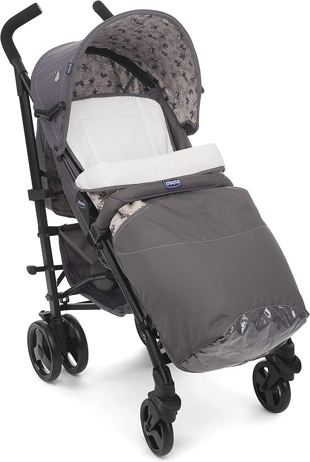 Chicco Lite Way Limited Edition Poussette: Amazon.fr: Bébés