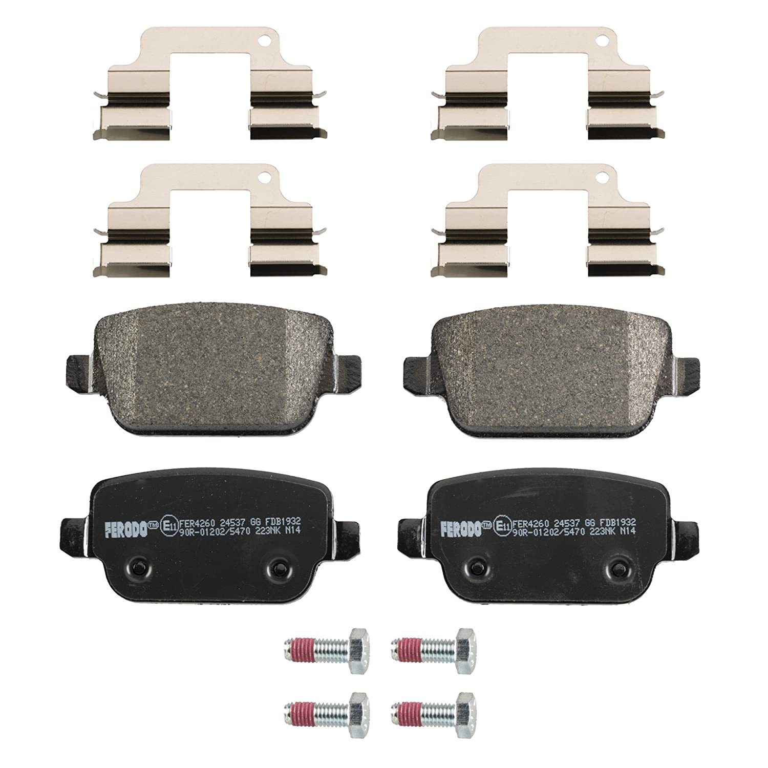StopTech 934.44094 Street Axle Pack