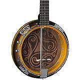 Luna Banjo 6 String Celtic
