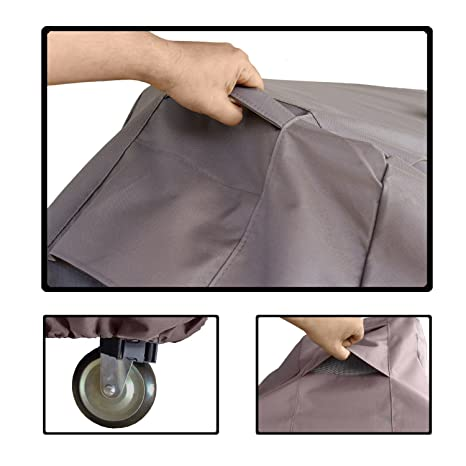 Amazon.com: KHOMO Gear – Impermeable Heavy Duty Grill Cover ...