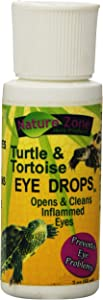 Nature Zone SNZ59211 Turtle Eye Drops, 2-Ounce