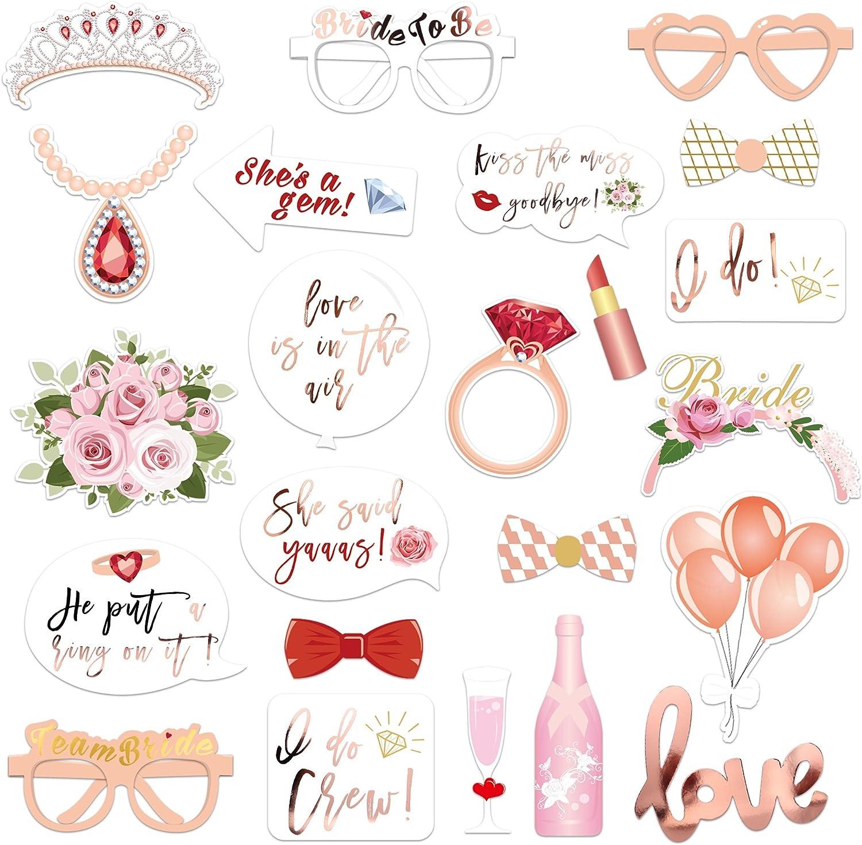 Bridal Shower Party Signes jeu