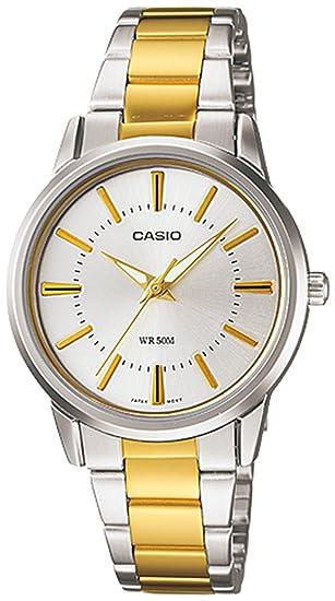 Casio LTP1303SG-7AV Mujeres Relojes