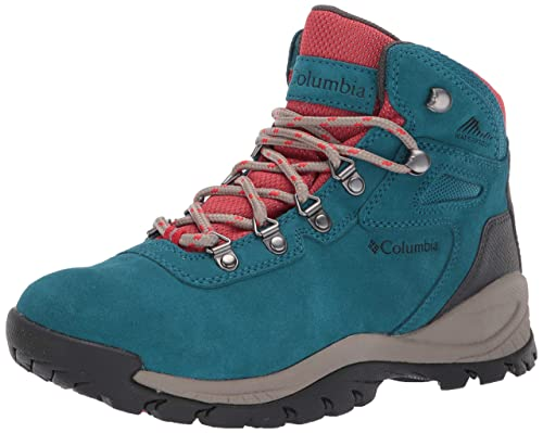 0c17a05f93c Columbia Women's Newton Ridge Plus Waterproof Amped Wide Boot, Ankle  Support, High-Traction Grip