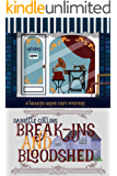 Break-ins and Bloodshed (Hearts Grove Cozy Mystery Book 2)