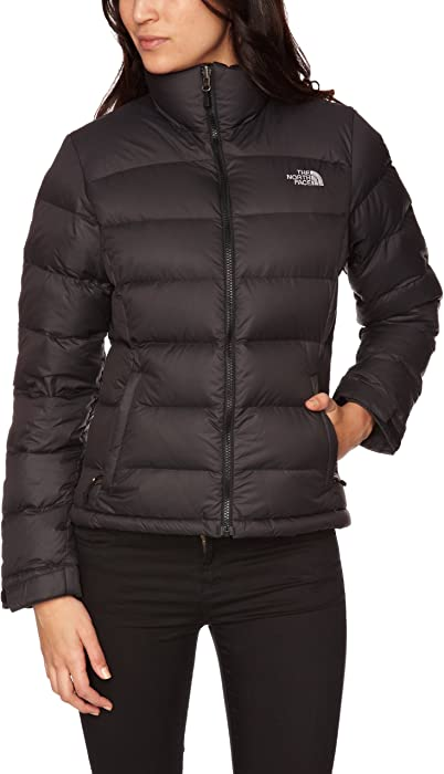 283cc930f9 Amazon.com   The North Face Women s Nuptse 2 Jacket TNF Black Small ...