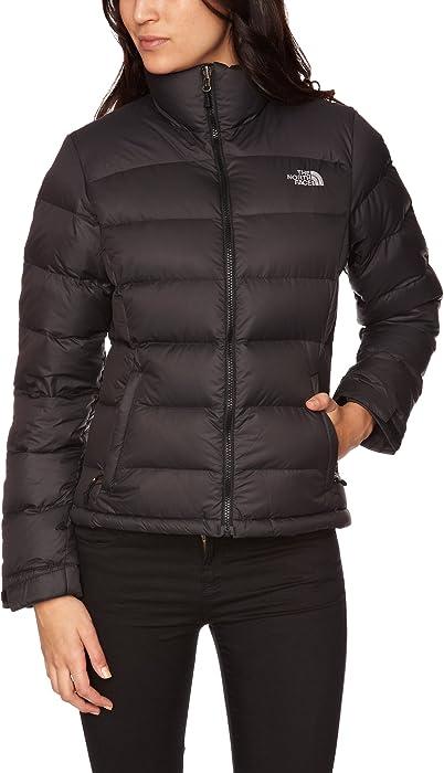 65038f292f Amazon.com   The North Face Women s Nuptse 2 Jacket TNF Black Small ...