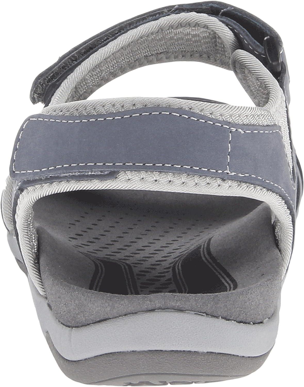 Propet Women's Helen Sandal Denim/Silver