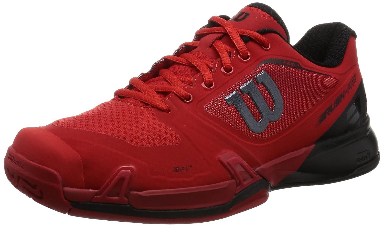 [ウイルソン] テニスシューズ  WRS322180U070 B06X42QC6K 26 cm E レッドxブラックxバルバトスチェリー