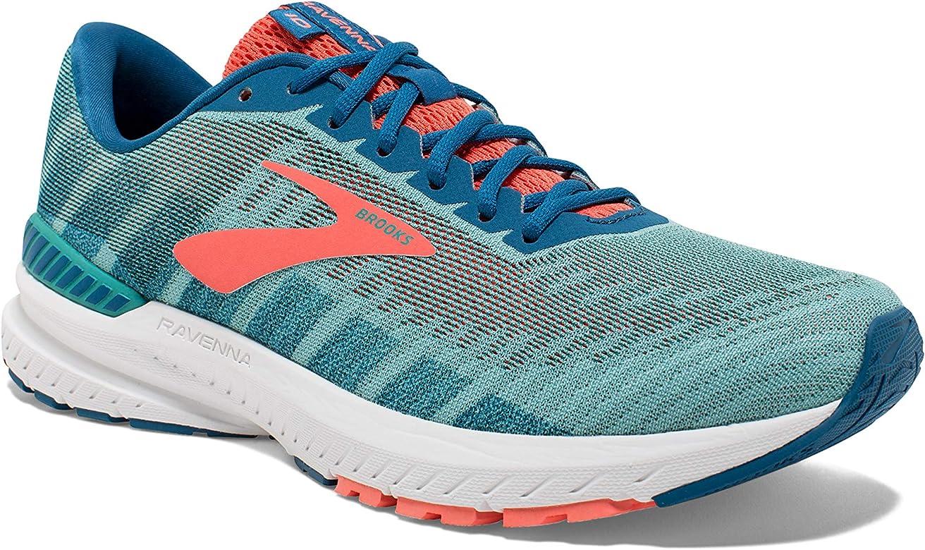 Brooks Ravenna 10, Zapatillas de Running por Mujer, Azul (Latigo ...