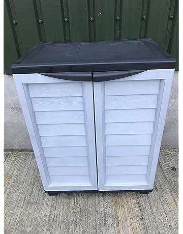 Brilliant Cupboards Cabinets Garden Outdoors Amazon Co Uk Download Free Architecture Designs Terstmadebymaigaardcom