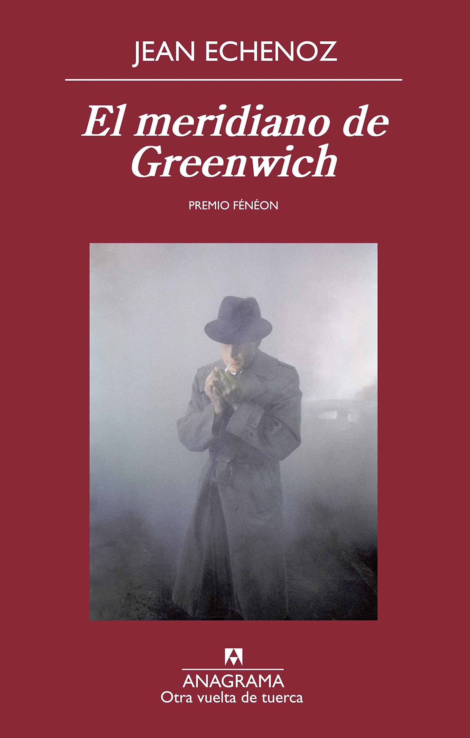 El meridiano de Greenwich (Otra vuelta de tuerca): Amazon.es: Echenoz, Jean, Escué Porta, Josep: Libros