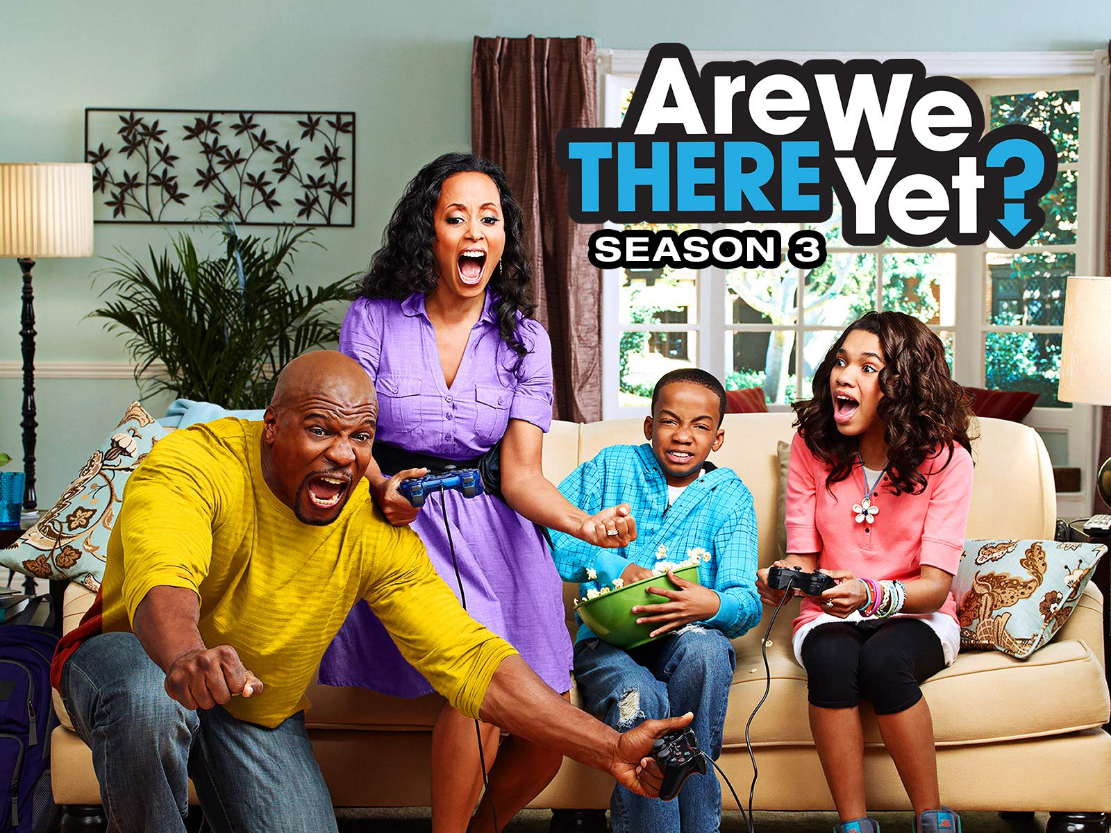 Are We There Yet? on Amazon Prime Video UK