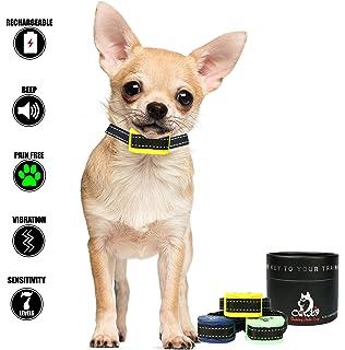 extra small dog bark collar