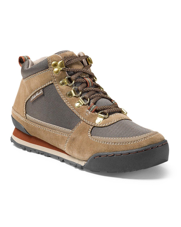 Eddie Bauer Women's Highland Sneakerboot B0721DZ56V 9 B(M) US Hazelnut (Brown)